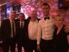 Cristiano Ronaldo presentación película en Londres: alfombra roja con Carlo Ancelotti y Jorge Mendes