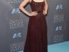 Critics' Choice Awards 2016 alfombra roja: Rachel McAdams de Elie Saab
