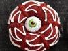Cupcakes de Halloween: ojos