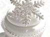 Cupcakes de Navidad: Blanco