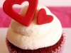 Cupcakes San Valentín: Elegante