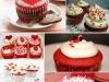 Cupcakes San Valentín: Algunos diseños