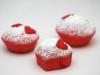 Cupcakes San Valentín: Tonos rojos