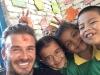 David Beckham: viaje UNICEF