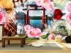 Decoración de interiores con fotomurales: Asia