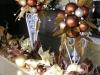 Decoración de Navidad chic: adornos