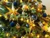 Decoración Navidad 2017 Zara Home: Gold Blue bolas