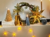 Decoración Navidad 2017 Zara Home: Gold Blue velas