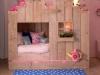 Decoración original de habitaciones infantiles: cama casita