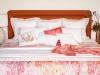 Decoración Zara Home PV 2017: Coral Underwater dormitorio cama