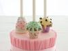 Detalles de comunión caseros: tartas velas