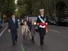 Día de la Hispanidad 2015: los Reyes con sus hijas y Mariano Rajoy