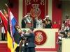 Día de la Hispanidad 2016: Familia Real al paso de las banderas