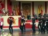 Día de la Hispanidad 2016: Familia Real en la Tribuna Real durante el desfile