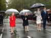 Día de la Hispanidad 2016: la Reina Letizia, la Princesa Leonor, la Infanta Sofía y Mariano Rajoy