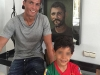 Día del Padre 2016 de los famosos: Cristiano Ronaldo