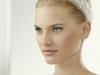 Diademas para novias: Pronovias cinta blanca
