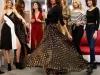 Diane Von Furstenberg fiesta disco en NYFW: Irina Shayk bailando