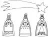 Reyes Magos y la estrella