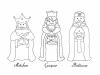 Reyes Magos: nombres