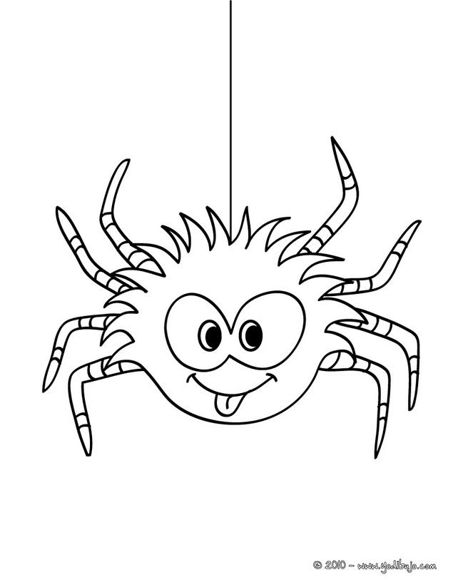 Halloween dibujos para colorear terror ficos para los peques - Dibujos de halloween faciles ...