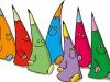 Dibujos para colorear de Semana Santa: Para niños