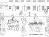 Dibujos para colorear de Semana Santa: Tradición