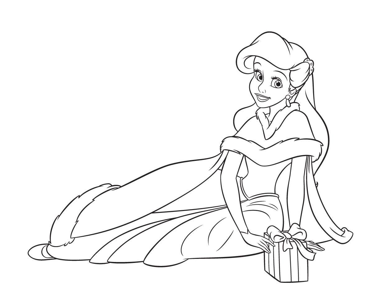 Dibujos para colorear princesas Disney: Los diseños más bonitos ...