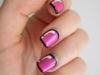 Diseños de uñas de Carnaval: comic