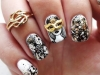 Diseños de uñas de Carnaval: portada