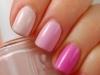 Diseños de uñas fáciles y bonitos manicura en degradé