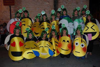 Disfraces de carnaval para grupos ideas divertidas fotos - Disfraces carnaval original ...