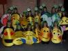 Disfraces de Carnaval para grupos: emoticonos