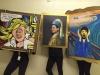 Disfraces de Carnaval para grupos: obras de arte