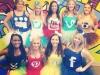 Disfraces de Carnaval para grupos: redes sociales