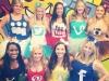 Disfraces de Carnaval para grupos: ideas divertidas