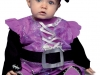 Disfraces de Halloween para bebés: Bruja