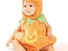 Disfraces de Halloween para bebés: Calabaza