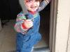 Disfraces de Halloween para bebés: Chucky