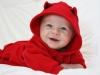 Disfraces de Halloween para bebés: Diablillo