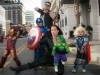 Disfraces de Halloween para familias: Superhéroes