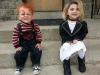 Disfraces de Halloween para familias: chucky