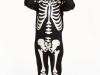 Disfraces de Halloween para niños de H&M 2016: esqueleto