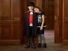 Disfraces de Halloween para niños de H&M 2016: vampiro y esqueleto enteros