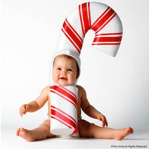 Disfraces de navidad para beb s originales y divertidos - Disfraces navidad para bebes ...