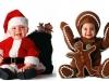 Disfraces de Navidad para bebés: Graciosos