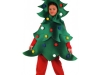 Disfraz de navidad casero niños: Árbol de Navidad