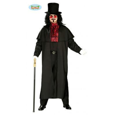 Disfraces de vampiros para toda la familia: Lord Vampiro