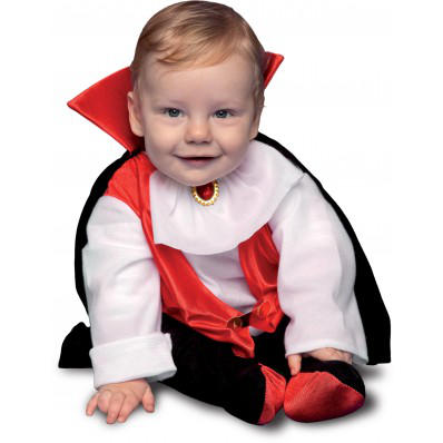 Disfraces de vampiros para toda la familia disfraz para bebé