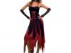 Disfraces de vampiros para toda la familia: vampiresa gótica